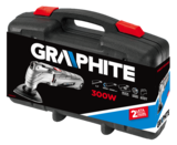 Graphite multitool machine 300 watt koffer
