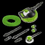 Hogedruk reiniger PRO 160 Bar 2000watt tools
