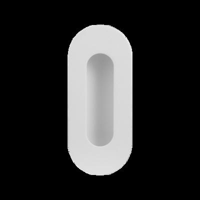 Schuifdeurkom ovaal 150x50 mm