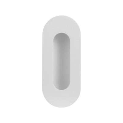 Schuifdeurkom ovaal 180x60 mm