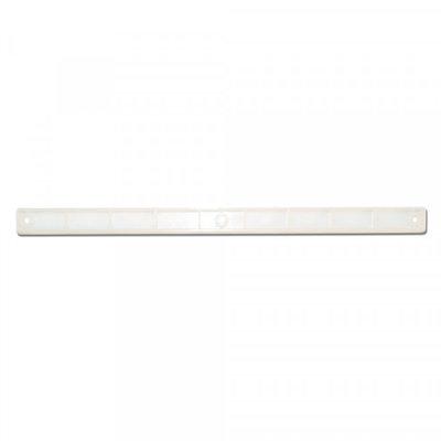 Ladegeleider nylon opschroevend 27 cm