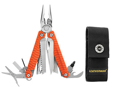 Leatherman Charge+ Orange