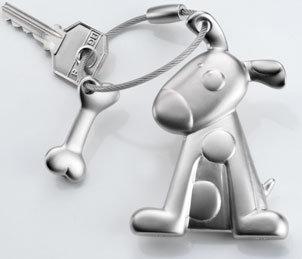 Troika sleutelhanger Dog