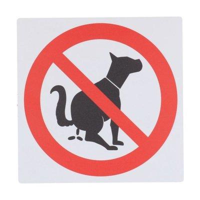 Bord Verb Honden Uitlaten