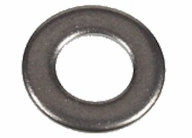 Paumelle ring 7mm gat 12x1mm