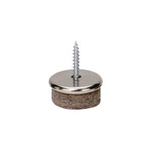 Viltnagel schroefbaar 28mm