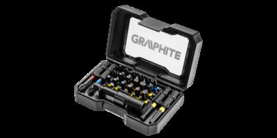 Graphite IMPACT Bitset 23 Delig