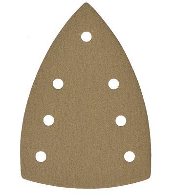 Schuurpapier delta 100x 147mm P120