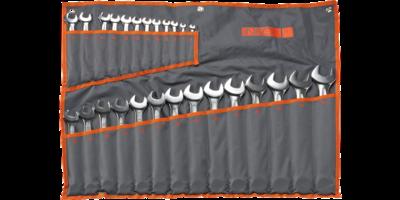 Neo Steek/ringsleutelset 6-32mm, 24 dlg