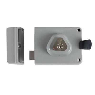 S2 veiligheidsoplegslot L1 met kerntrekbeveiliging SKG** keersleutel (boringsleutel)