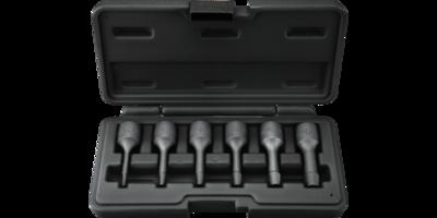 Neo Bout uitboorset, 2-10mm, 3/8 aansluiting