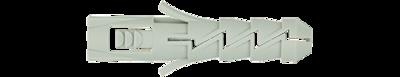 Nylon plug 8mm