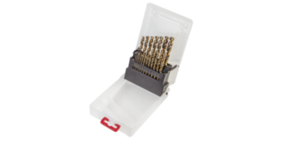 Metaalborenset 1,0t/m10.0 mm