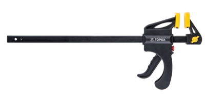 Topex snelspan klem 600x60mm
