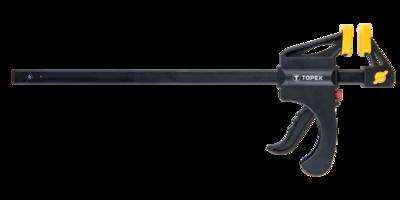 Topex snelspan klem 750x60mm