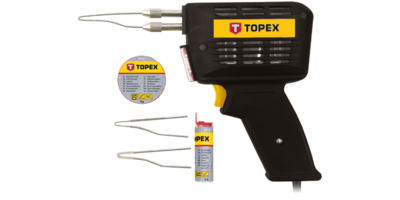 Topex soldeerpistool 150watt