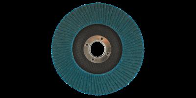 Lamellen schijf 125mm k100