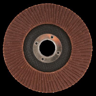 Lamellen schijf 125mm k60