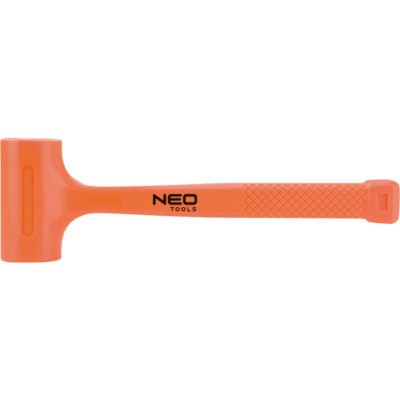 Neo hamer kunstof 840 gram terugslagvrij