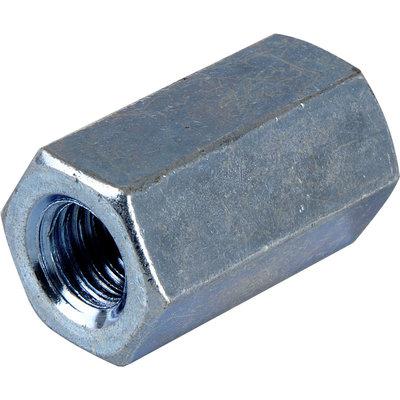 Koppelmoer M12 ijzerverzinkt