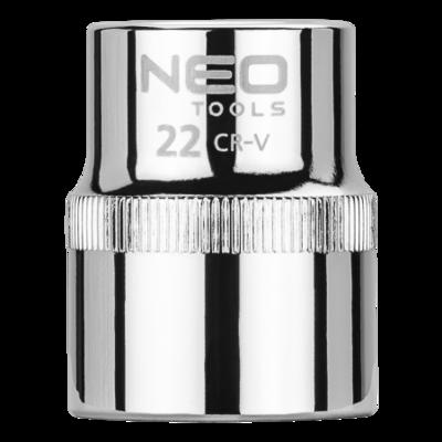 Neo dop 22mm 1/2 aansluiting