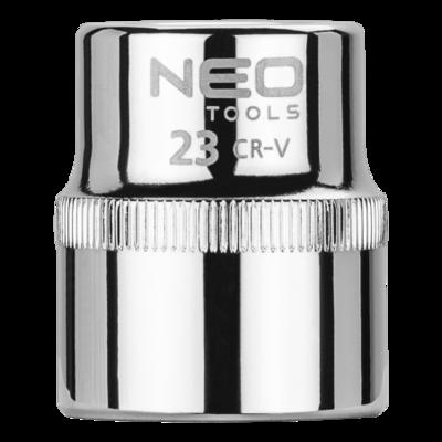 Neo dop 23mm 1/2 aansluiting