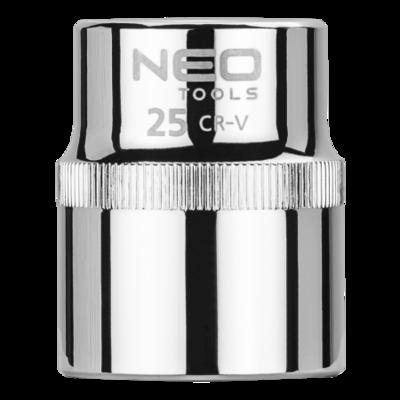 Neo dop 25mm 1/2 aansluiting