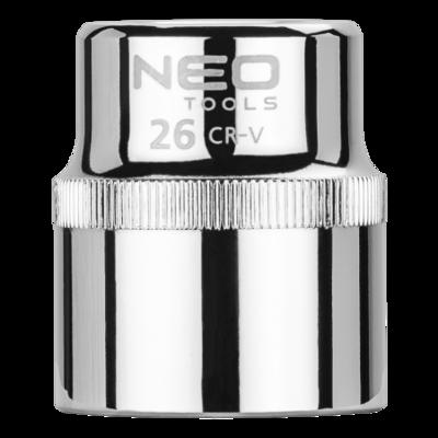 Neo dop 26mm 1/2 aansluiting