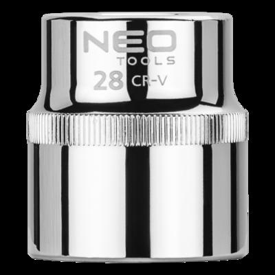 Neo dop 28mm 1/2 aansluiting