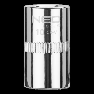 Neo dop 10mm 1/4 aansluiting