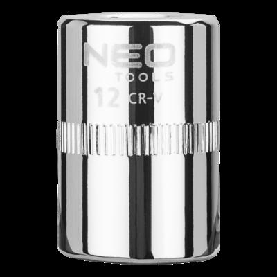 Neo dop 12mm 1/4 aansluiting