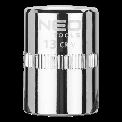 Neo dop 13mm 1/4 aansluiting