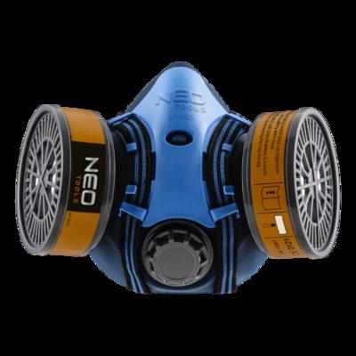 NEO  Half Gelaatsmasker Siliconen