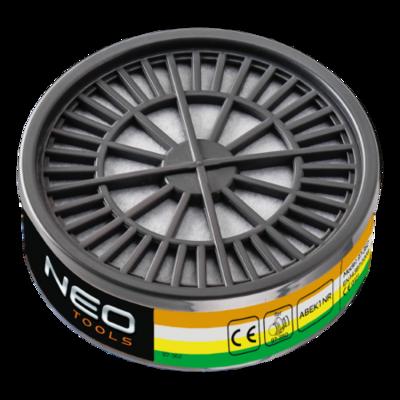 Gelaats Filter ABEK 1NR Non-Organische Dampen