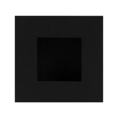 Schuifdeurkom vierkant 90x90 mm
