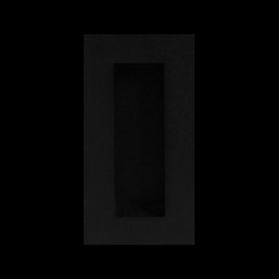 Schuifdeurkom rechthoekig 102x51 mm