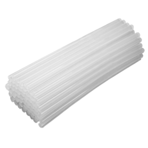 Lijmpatroon blank 300mm 11mm 65stuks