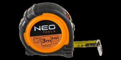 Neo Rolmaat 3 meter 19mm magnetisch