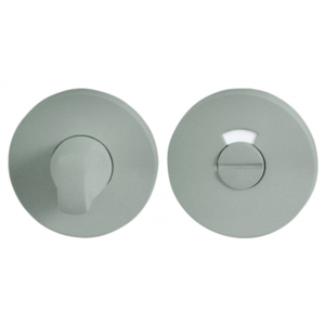 Toiletgarnituur rond 53x6mm stift 8mm Clay