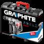 Graphite SDS MAX Boorhamer 1250watt