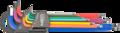 Neo inbusleutelset Gekleurd 1,5/10mm