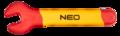 Neo Steeksleutel 15mm 1000v geisoleerd