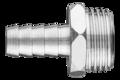 Neo Nippel met slang verbindstuk 10mm 1/2