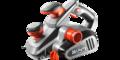 Graphite Elektrische Schaafmachine 850w, 82mm blad, 0-12mm schaafdiepte