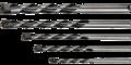 Graphite steenborenset 4 t/m 10
