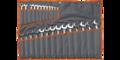 Neo Steek/ringsleutelset 6-24mm,19 dlg