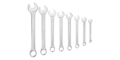 Neo Steek/ringsleutel set 6-19 mm
