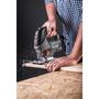 Decoupeerzaagset hout/kunstof/metaal 100mm 10 dlg