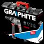 Graphite boormachine 650 watt